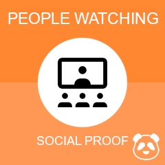 People Watching - Social Proof